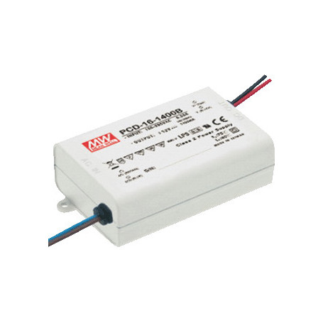 LED driver 230V naar 12V - 16W - dimbaar