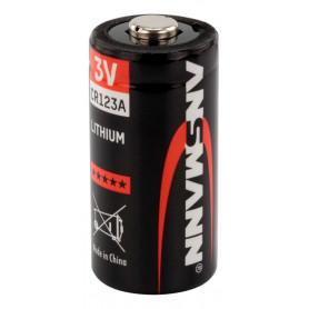 Lithium Batterij CR123A 3 V