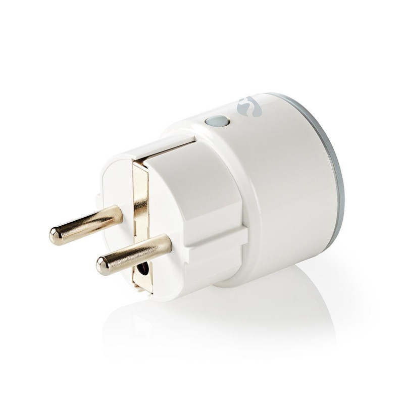 Wi-Fi smart plug - 2500 Watt met stroommeter