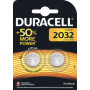 Duracell - 2 x CR2032 Lithium battery