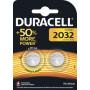 Duracell - 2 x CR2032 Lithium battery