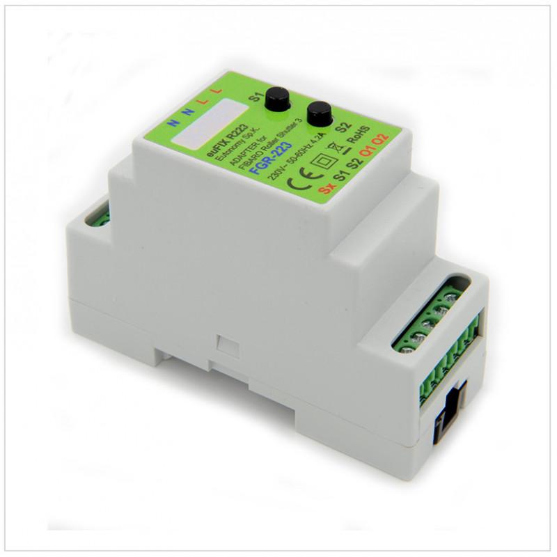 euFIX R223 voor FGR-223 Fibaro Roller Shutter 3