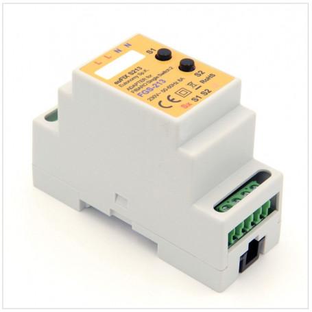 euFIX S213 voor FGS-213 Fibaro Single Switch