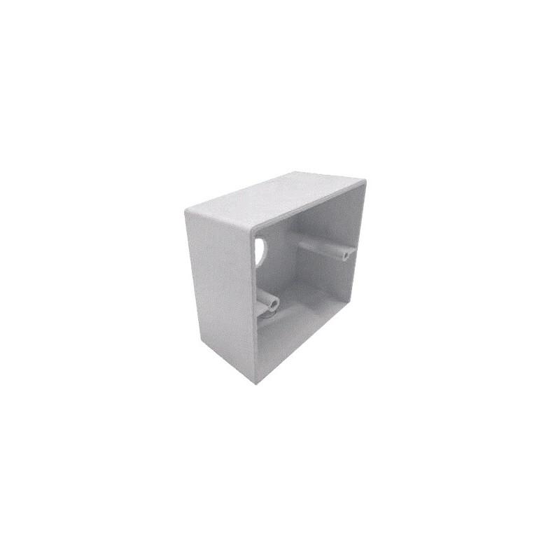 Bosch, opbouw doos leeg