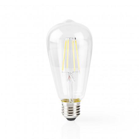 Wi-Fi Smart LED Filamentlamp | E27 | ST64 | 5 W | 500 lm