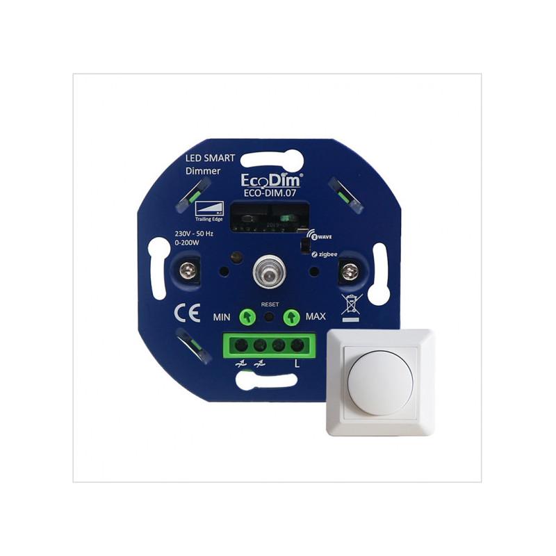 EcoDim Smart LED dimmer z-wave en Zigbee