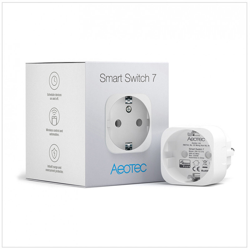 Aeotec Smart Switch 7- Zwave