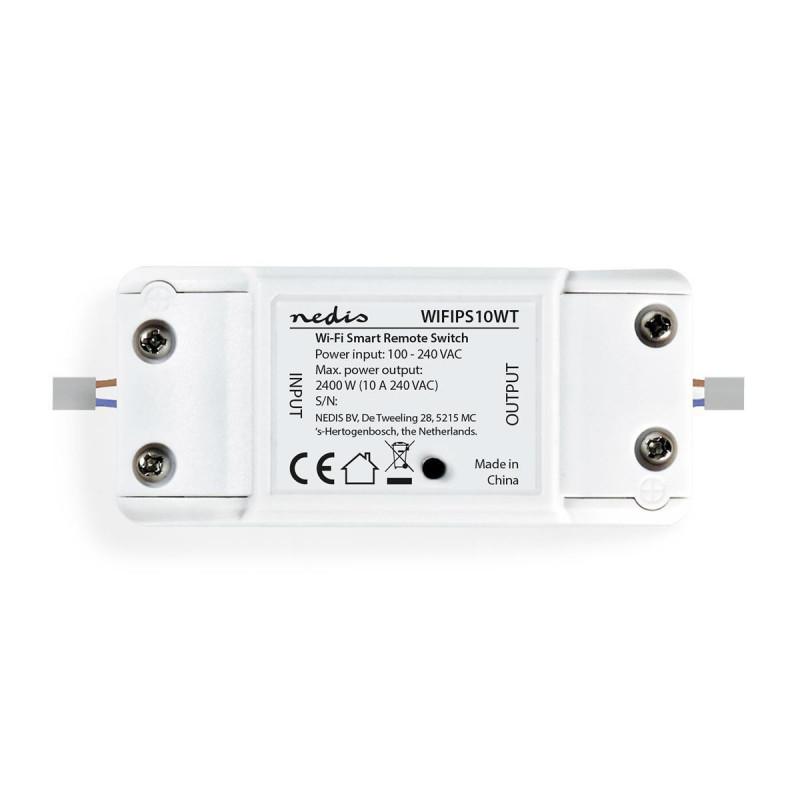 Wi-Fi smart switch - 2500 Watt met stroommeter