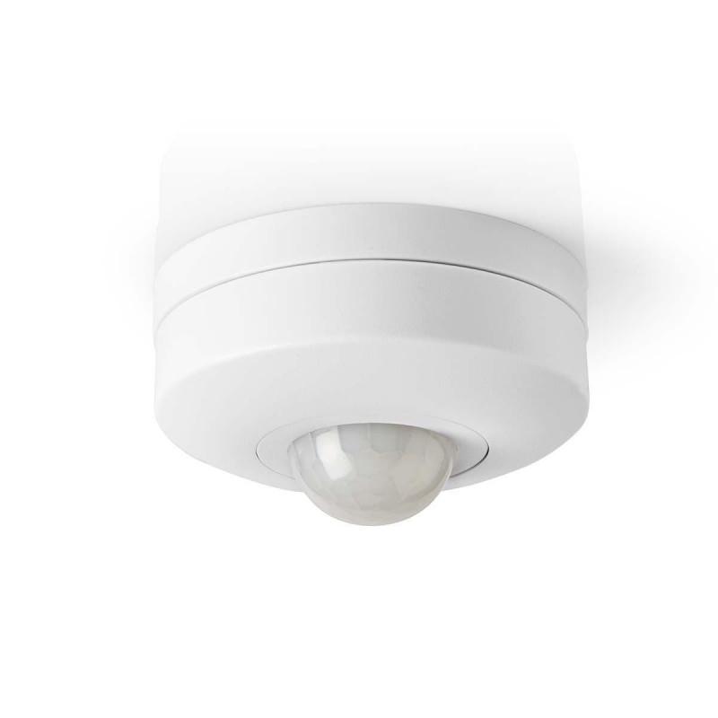 Bewegingsmelder plafondmontage met Instelbare Vertragingstijd en Omgevingslicht - 30WT