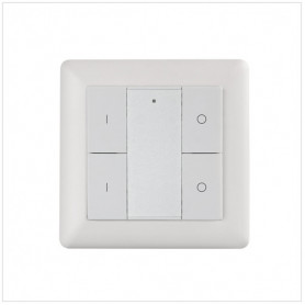 Wandschakelaar Button 4 - Heatit- Zwave