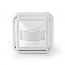 Bewegingsmelder - 2- of 3-Aderige Installatie - Instelbare Vertragingstijd, Omgevingslicht en Lichtgevoeligheid