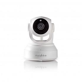 IP-beveiligingscamera - 1280x720 - Zwenken en kantelen - Wit