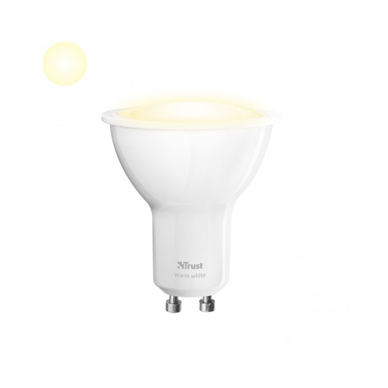 ZLED-G2705 Dimbare GU10 LED Spot - Warm Wit