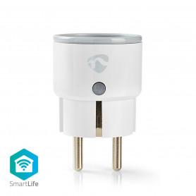 Wi-Fi smart plug - 2500 Watt met stroommeter - Belgie/Frankrijk