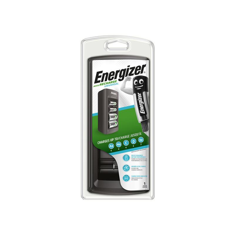 Energizer accu recharge, universal