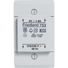 Friedland Honeywell Beltransformator | D753
