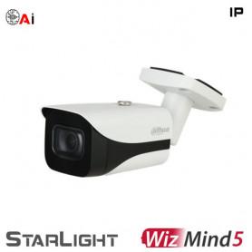 Dahua 5MP Network Bullet Starlight camera zoomlens