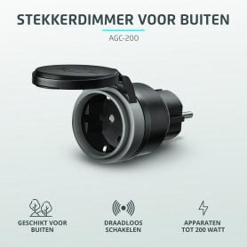klikaanklikuit Schakelaar voor buiten - AGC-200
