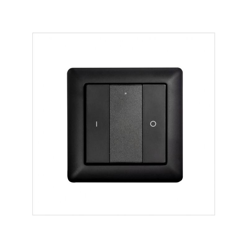 Wandschakelaar Z-Push Button 2 - Heatit- Zwave