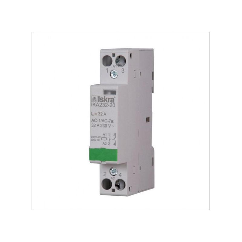 Qubino Smart Meter relais IKA232-20/230 V