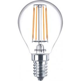 Philips LED-lamp -PH CLA LUSTER D4.5-40W P45 E14
