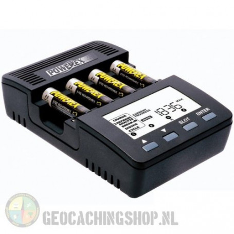 MAHA Powerex C9000 batterijlader
